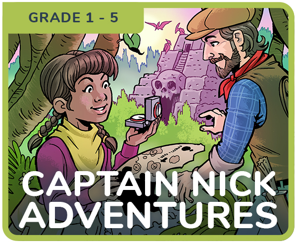 Big Cool Dino Class with Nick the Adventure Dude